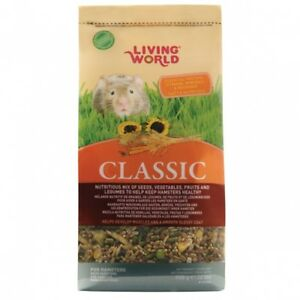 Hamster Food by living world Pellets, donuts, Drops, Classic