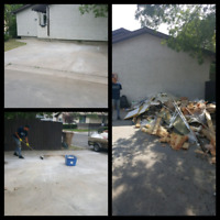 Junk Removal @ 306-539-1253 - call or txt