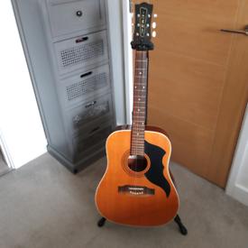 Eko,6 string ranger acoustic guitar.