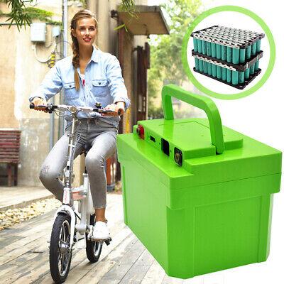 18650 72V Lithium Battery Box Case Electric Bikes Rechargeable Power Li Charger - Lithium Battery Box