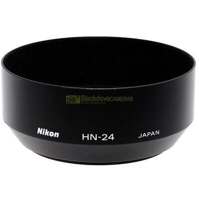 Nikon paraluce HN-24 a vite 62mm. per obiettivi 70-200 100-300 75-300 HN24