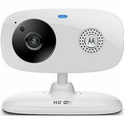 Motorola Video Camera of Surveillance Wifi HD FOCUS66 Original White