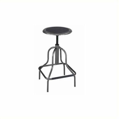 Scranton Co Backless High Base Industrial Drafting Chair