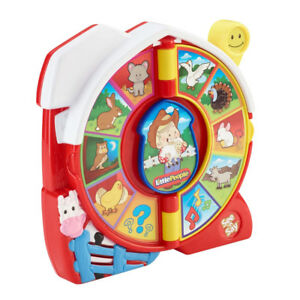See 'n Say Farmer Eddie Says Fisher-Price
