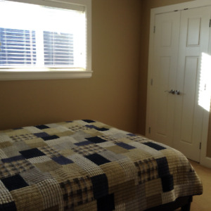 Nice furnished room in port coquitlam for rent