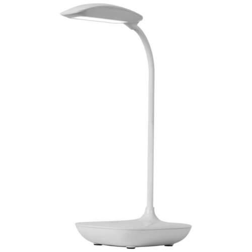 DESK LAMP 14 Bulb LED Battery Operated Portable Light Laptop Computer Office USB