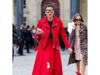 Women's Red Jacket