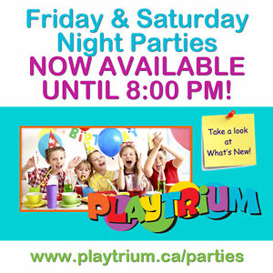 Playtrium Specializes in Birthday Celebrations Kingston Kingston Area image 3