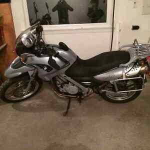 BMW F650GS 2006 - Superbe condition