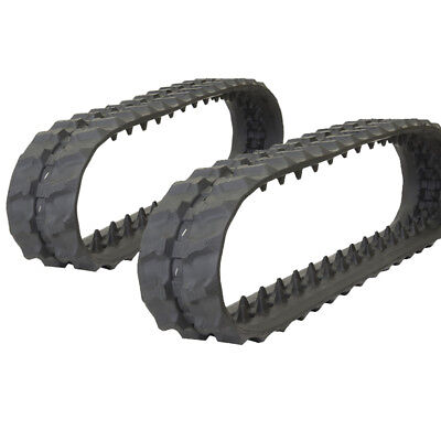 Pair Of Prowler Ditch Witch Sk500 Rubber Tracks - 180x72x39 - 7