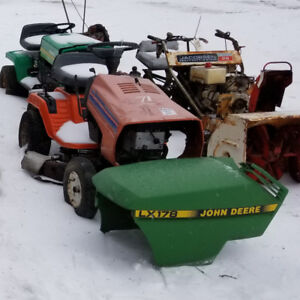 Wanted non running small engines