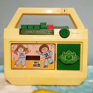 Vintage 80's CPK Tape Recorder