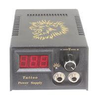 Tatuaggio Alimentatore Lcd Digitale Tattoo Alimentatore Alimentazione With Cable -  - ebay.it