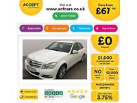 Mercedes-Benz C180 1.6 Executive SE FINANCE OFFER FROM £67 PER WEEK!