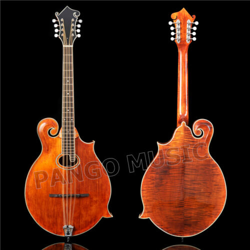 Pango F Mandocello / all top level solid wood F Mandocello of PANGO (PMB-901)