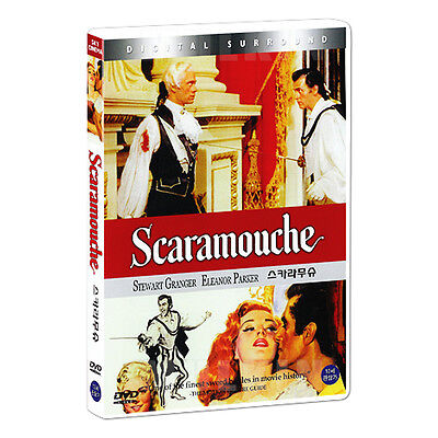 Scaramouche (1952) DVD - George Sidney, Stewart Granger (*NEW *All Region)