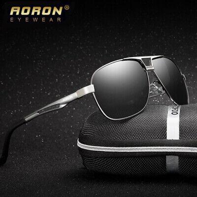 Herren Sonnenbrille Photochrome Polarisierte farbe ändern UV 400 Pilotenbrille