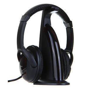 5-in-1-HiFi-Wireless-Headphone-Earphone-FM-Radio-Monitor-MP3-PC-TV-Audio-Phones