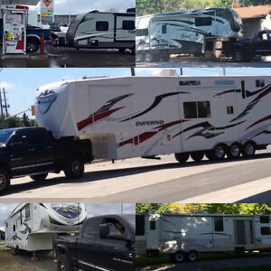 Travel trailer delivery, boats, vehicles- best prices around!