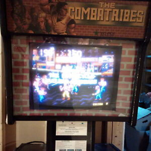 Vintage Stand Up Arcade Game for Sale
