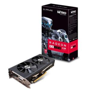 Sapphire Nitro RX 480 OC 8GB