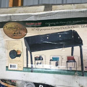 Outdoor Dutch oven Stand