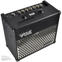 vox vt15 guitar amplifier