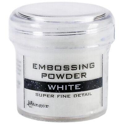 Ranger - Embossing Powder - White - Super Fine