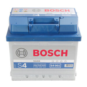 Bosch-Car-Battery-12V-45Ah-Type-063-420CCA-4-Years-Wty-Sealed-OEM-Replacement