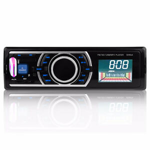 Car/Vehicle Stereo In-Dash MP3 Player/USB/SD/AUX input/FM Radio