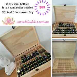 Great range of essential oil accessories, box, bottles, diffusers Mount Pleasant Melville Area Preview