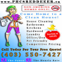 Personalized Home Cleaning Services.