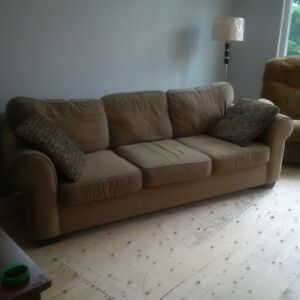 COUCH, CHAIR, RECLINER