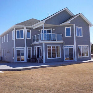 Barachois 4 Bdrm Executive Beachfront Utilities incl. Furnished