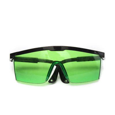 Hot Green Profestional Protective Goggles For Violet Blue Laser Safety Glasses