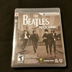 Rockband The Beatles Playstation 3