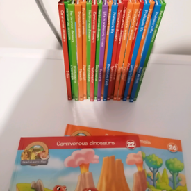 Dinosaur and Friends Books and Toys