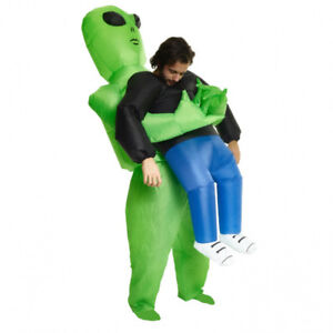 PICK ME UP™ ALIEN INFLATABLE COSTUME