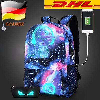 ck Set mit Schlamper Schultasche Rucksack+Federmappe Ranzen (Tasche Mit Federn)