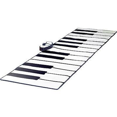 Klaviermatte: Riesige Klavier-Matte mit Aufnahme-Funktion, 255 x 80 cm