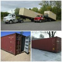 Shipping Containers...Competitive Pricing