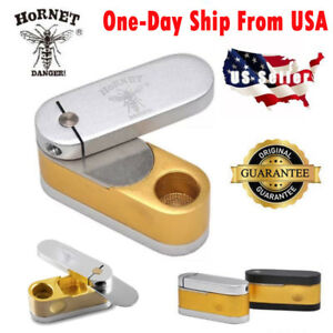 100% Brass Monkey Proto Pipe Metal Jamaica Pipe - Free Shipping From USA !!