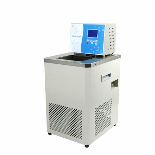 6L Low Constant Temperature Water Bath Lab Circulation Pump Chiller -5-10-20-30℃