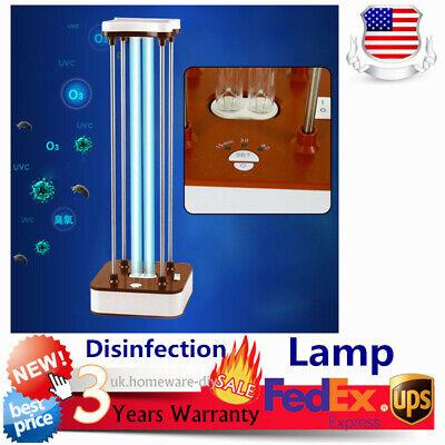 36W UV Ozone Ultraviolet germicidal disinfection Sterilization Light Lamp 2019