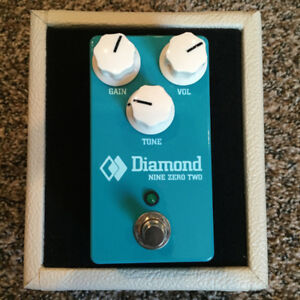 "Diamond Pedals ""902"" Overdrive"