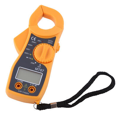 Lcd Digital Multimeter Acdc Ammeter Resistance Capacitance Volt Ohm Amp Tester