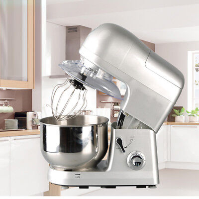 【US】Heavy Duty Stand Mixer 5L 1000W Powerful Motor Classic Plus Meat Grinder FDA