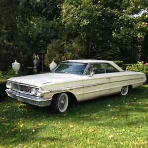 1964 Galaxie 2 door hardtop
