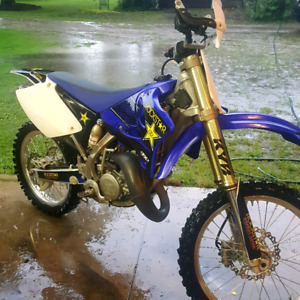 2013 YZ 125 CLEAN LOW HOURS