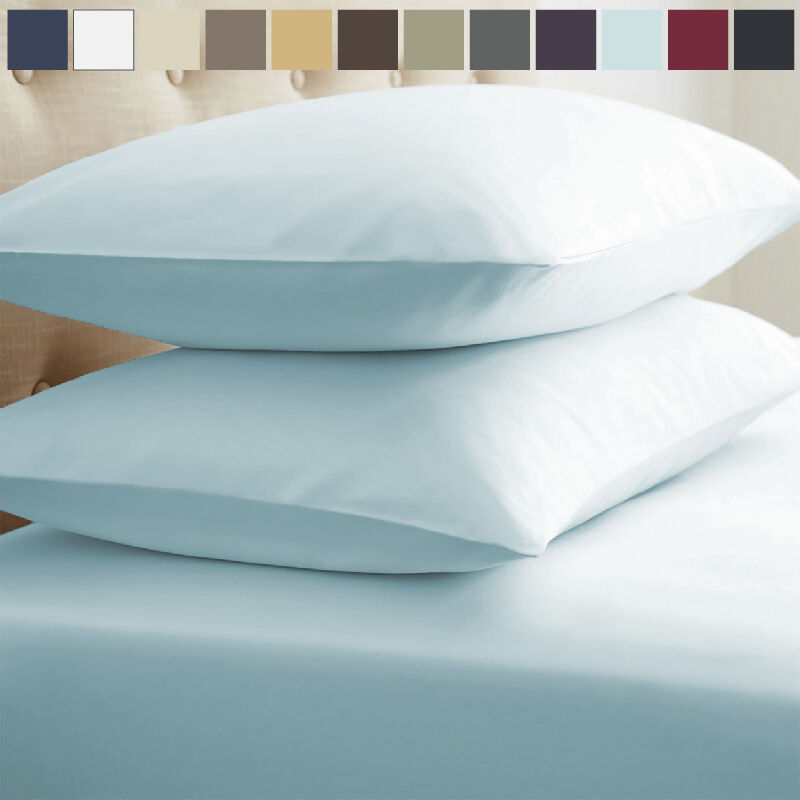Becky Cameron Premium 2 Piece Pillowcase Set - Choose from 1